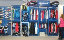 Master Series Madrid 2013 Stand Babolat